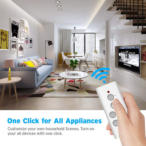 Etekcity Remote Control Outlet Wireless