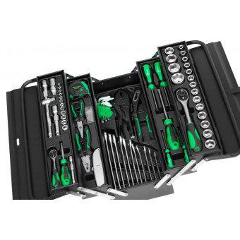 Caja de herramientas completa ( 72 piezas )