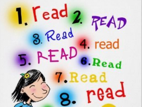 Ten Ways to Become a Reader!