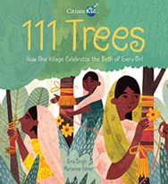 111 Trees:How One Village Celebrates the Birth of Every Girl