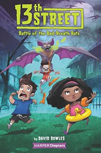 13th Street: Battle of the Bad-Breath Bats