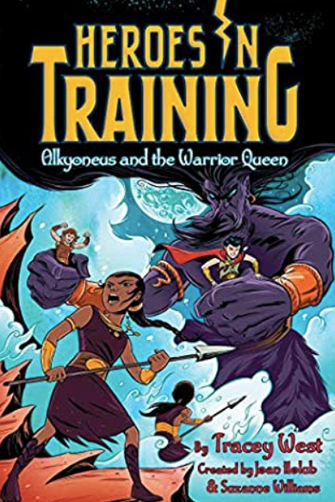 Heros in Training: Alkyoneus and the Warrior Queen  #17