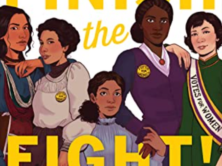 Brave Women & the Right to Vote!