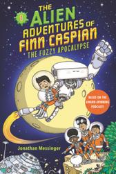 The Alien Adventures of Finn Caspian: The Fuzzy Apocalypse #1