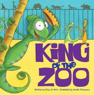 King of the Zoo by Erica S. Perl Illust. by Jackie Urbanovic  Craft Moves: Repeating text, Character feelings, Humor, Word choice, Speech bubbles