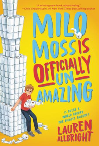 Milo Moss Is Officially Unamazing