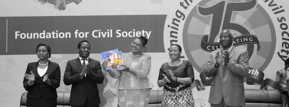 Foundation for Civil Society in Tanzania - Coffee Table Magazine