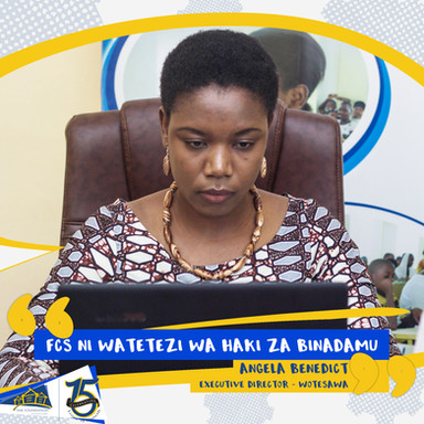 Foundation for Civil Society in Tanzania - Social Media Marketing
