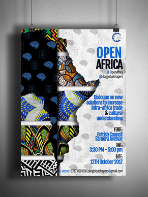 Global Shapers - OPEN AFRICA
