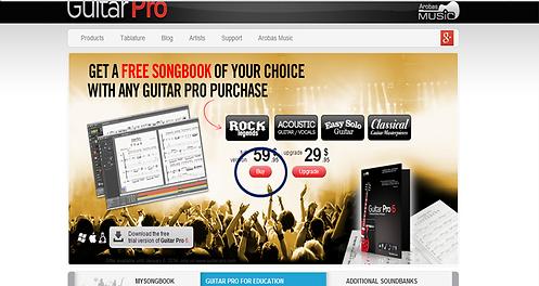 comprar guitar pro