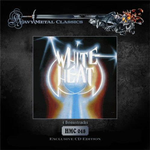 CD WHITE HEAT (2021)
