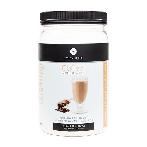 Formulite Meal Replacement Coffee Tub