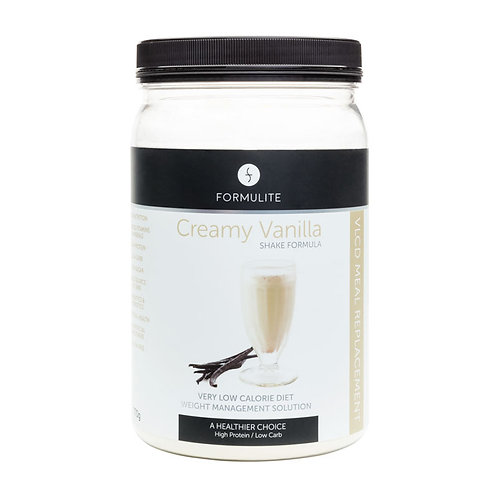 Formulite Meal Replacement Creamy Vanilla Tub