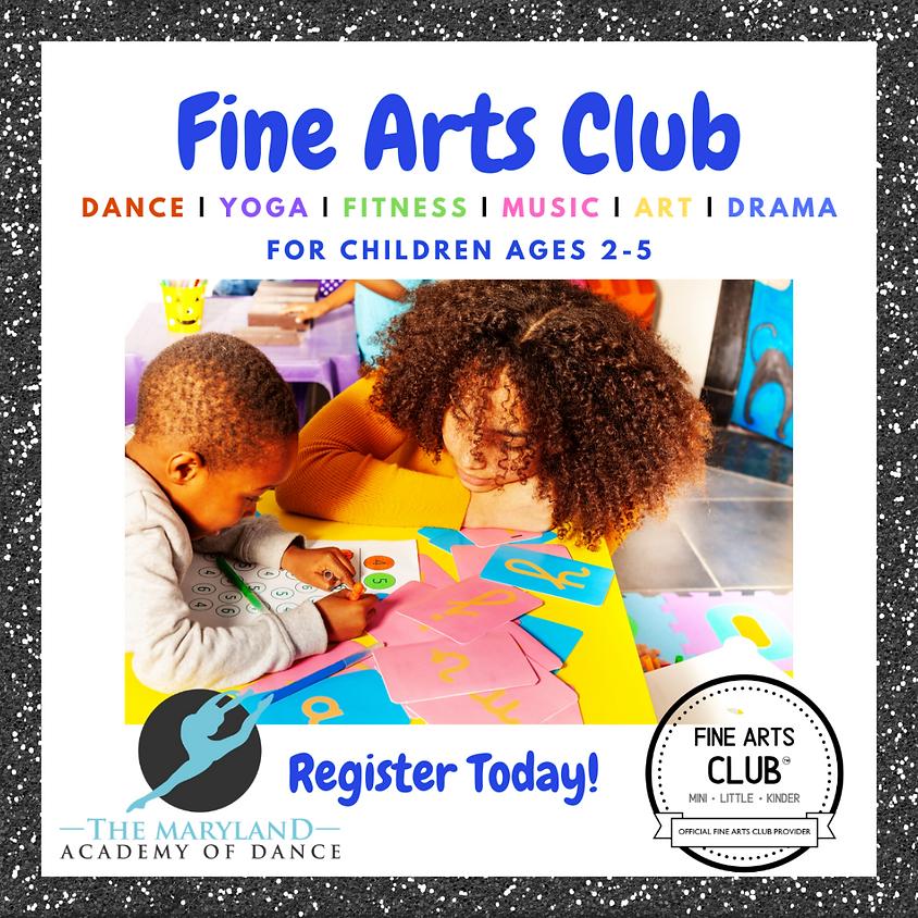 Fine Arts Club | $1 Demo Day