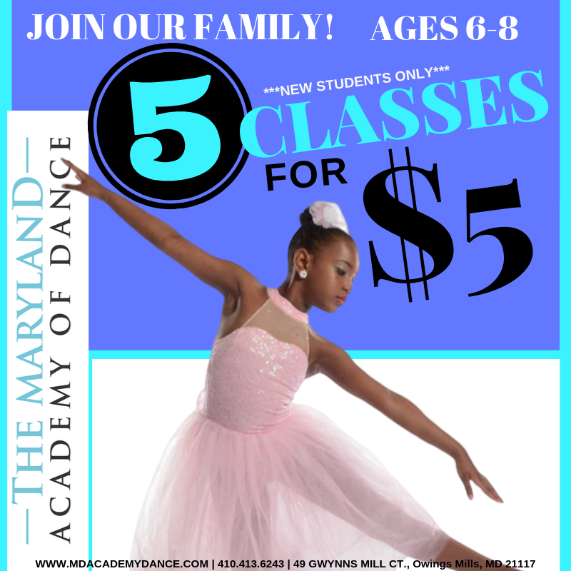 AGES 6-8 | The MAD Experience!