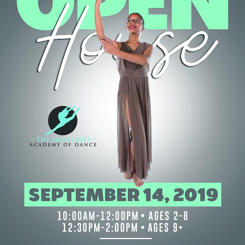 September 14th | Open House