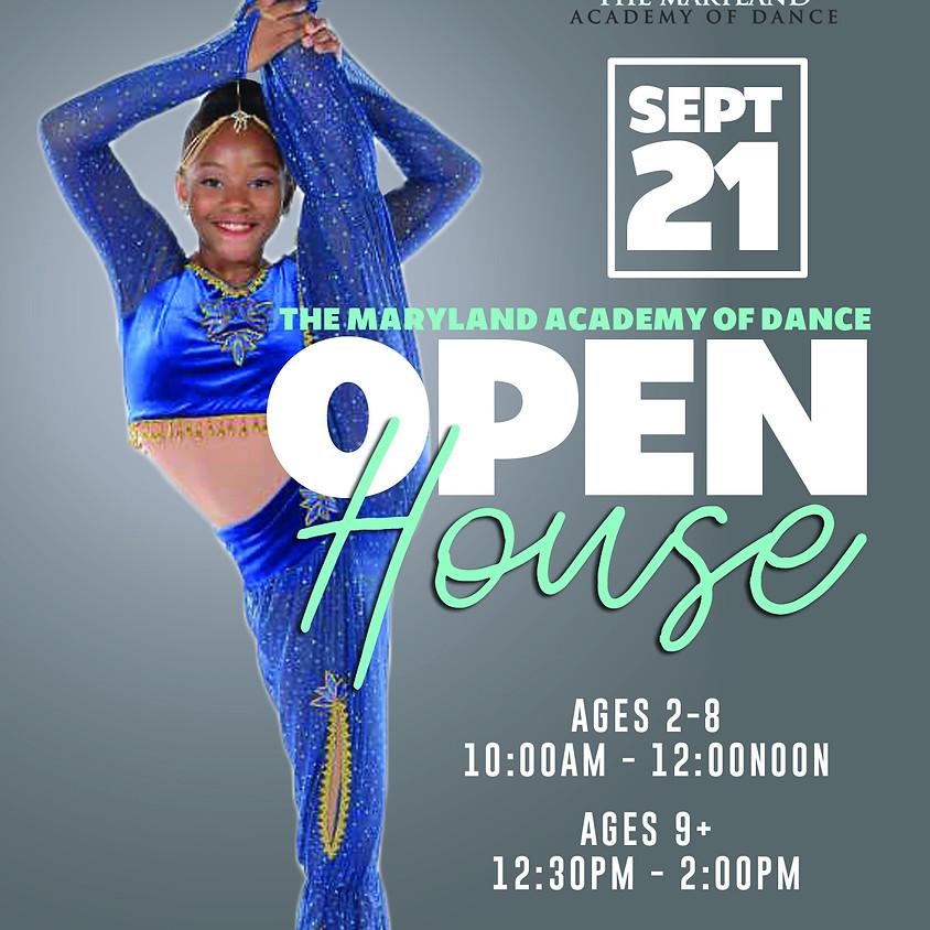 September 21   Open House