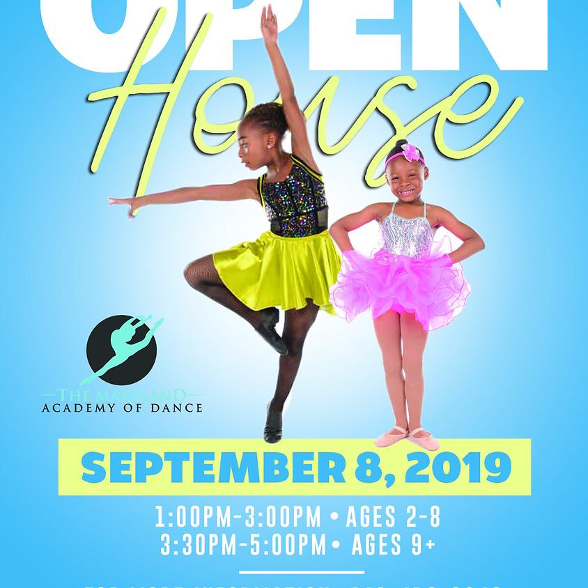 September 8, 2019   Open House