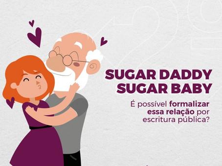 CONTRATO DE SUGAR DADDY E SUGAR BABY FEITO EM CARTÓRIO
