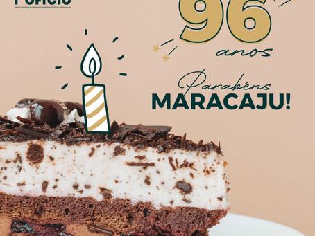 Feliz Aniversário Maracaju