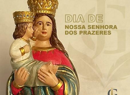 Dia de Nossa Senhora dos Prazeres