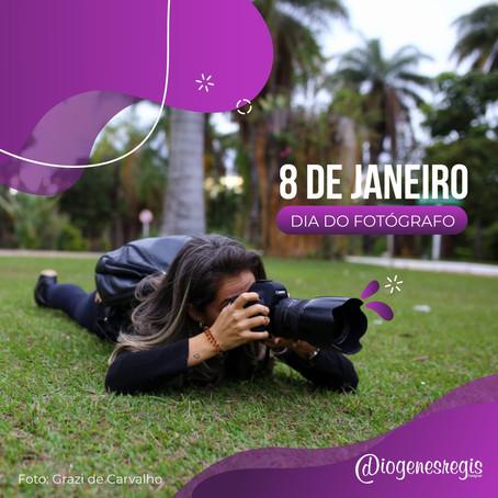 Dia do Fotógrafo - 08 de Janeiro
