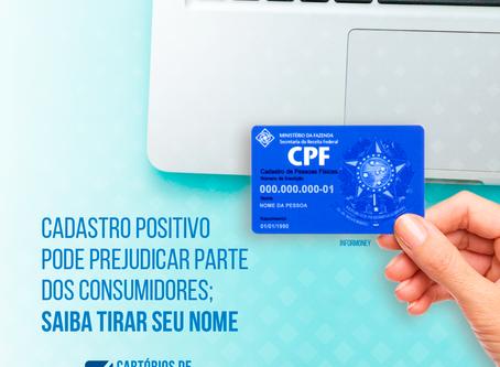 Cadastro positivo pode prejudicar parte dos consumidores; saiba tirar seu nome.