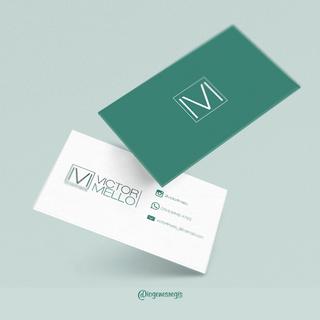 Cartão de Visitas - Victor Melo