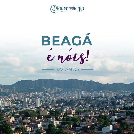 Aniversário de Belo Horizonte!