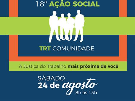 Ação Social - Porto Velho/RO