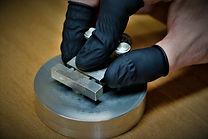 Poli-Bloqué - Décoration horlogère