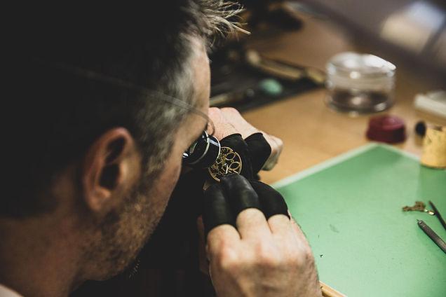 Atelier décoration horlogerie à Genève