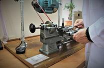 Préparation outillage - Décoration horlogère