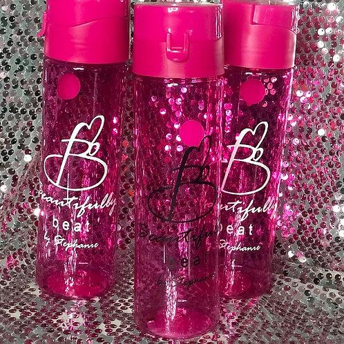 Beautifully Beat Water Bottle