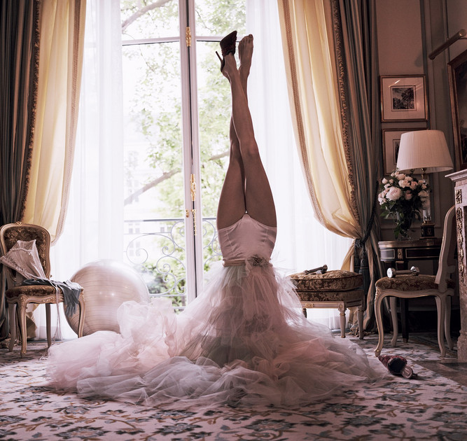 Vogue US - ©Mickael Jansson