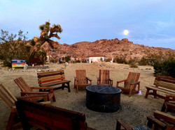 Home of the Heart Full Moon Rise