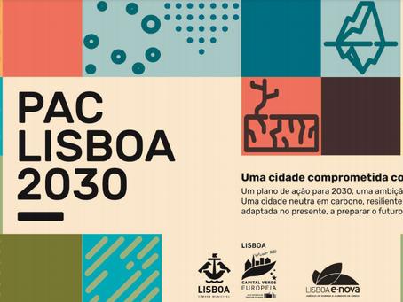 """Lisboa apresenta """"Plano de Ação Climática Lisboa 2030"""" por uma cidade mais sustentável"""