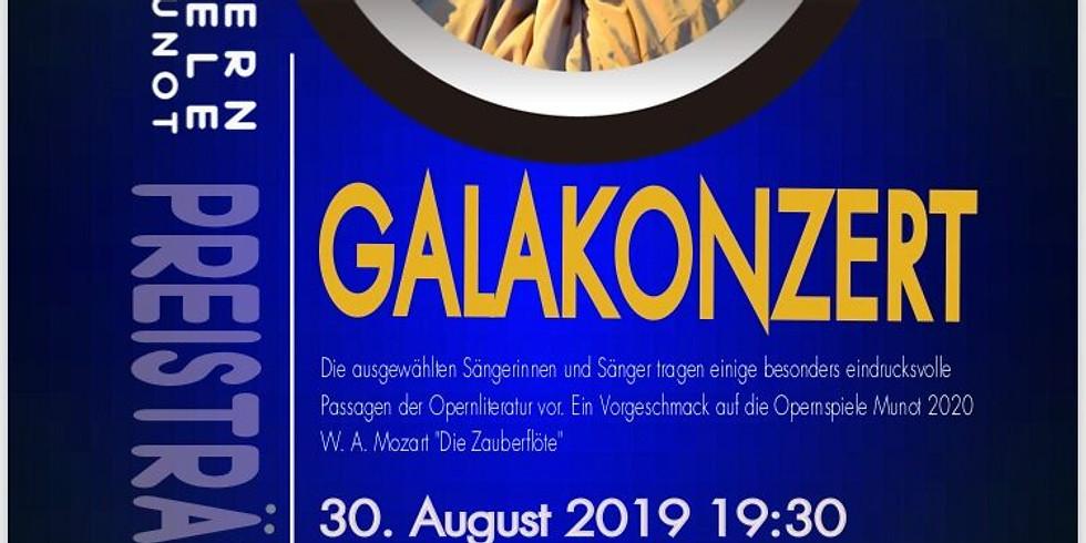 Galakonzert der Opernspiele Munot