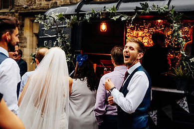 VintroBar Sheffield Mobile Bar Hire Wedd