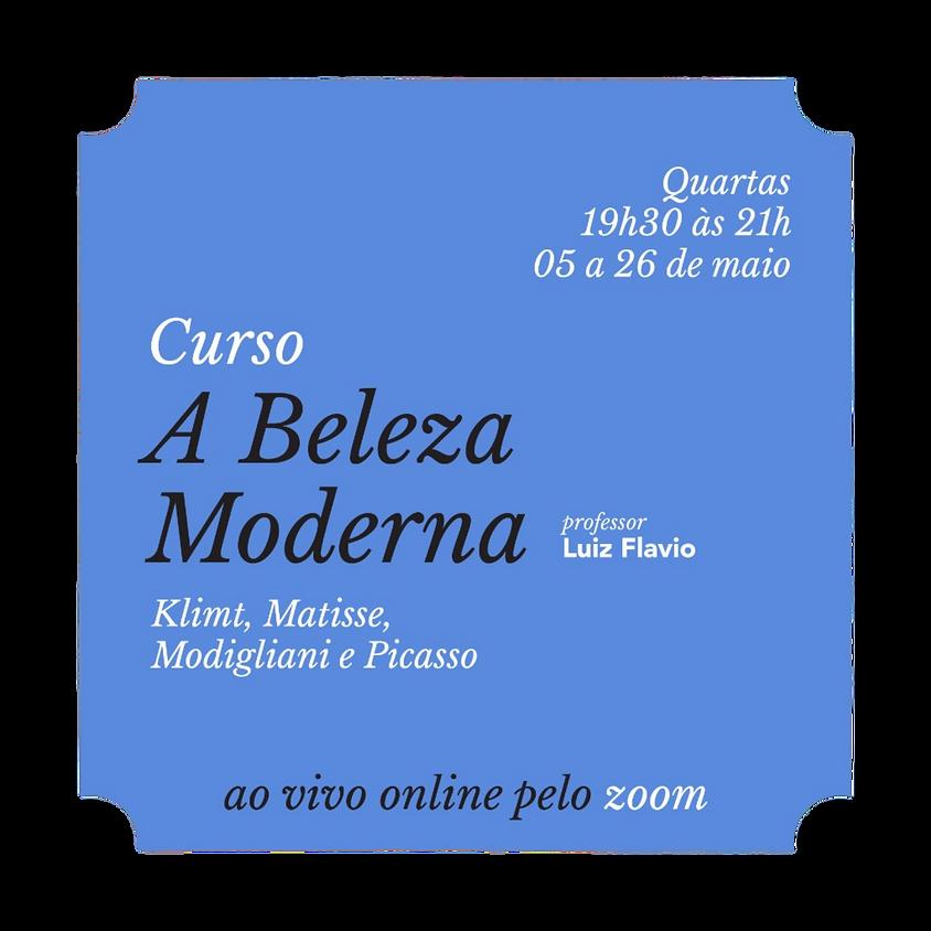 Masterclass sobre Modigliani com prof. Luiz Flavio (Aula avulsa)