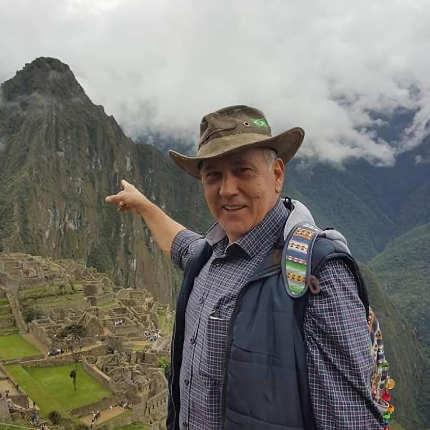 Arte Pré-Colombiana no Peru com prof. Marco Elizio