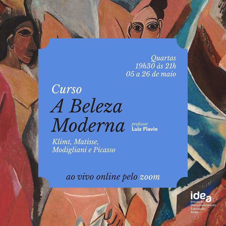 A Beleza Moderna com o professor Luiz Flavio (Curso Completo)