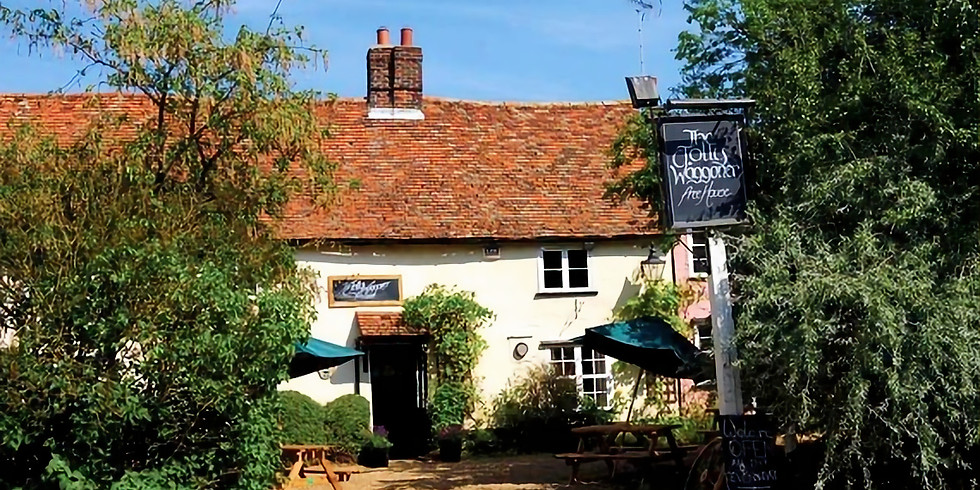 The Jolly Waggoner, Ardeley 3pm