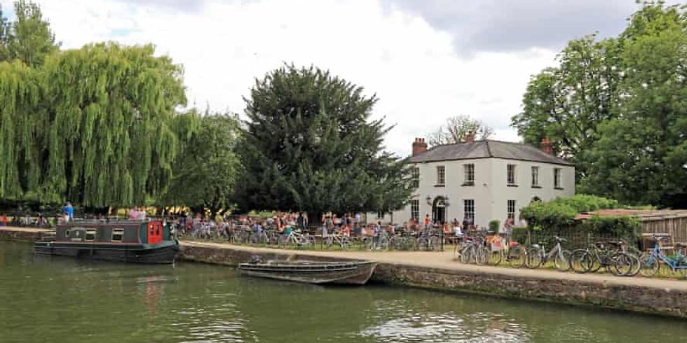 The Isis Farmhouse, Oxford 3pm
