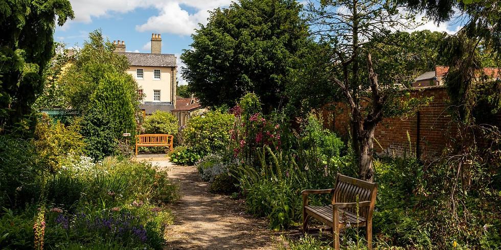 Challis Garden, Sawston 2pm