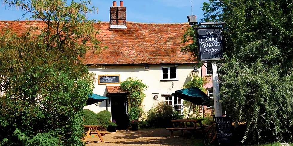The Jolly Waggoner, Ardeley 7.30pm
