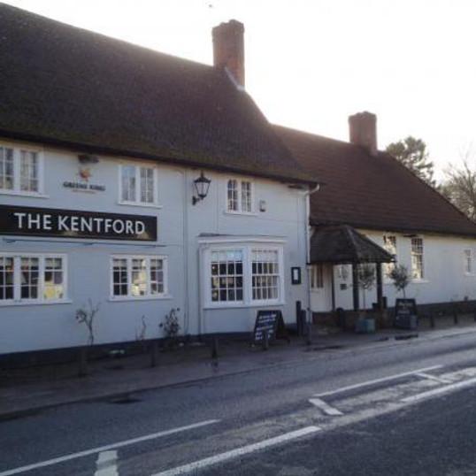 The Kentford, Newmarket 3pm