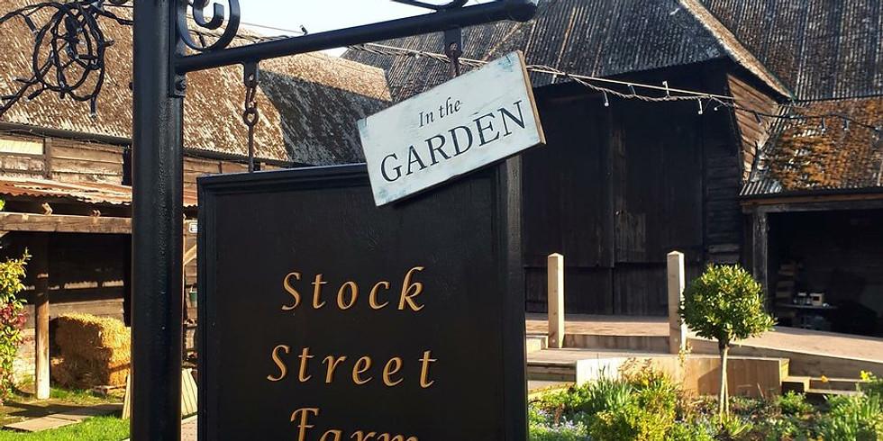 Stock Street Farm Barn, Essex - 5pm