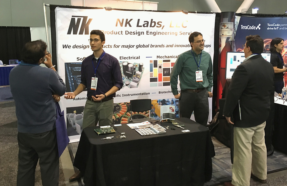 NK Labs Trade Show
