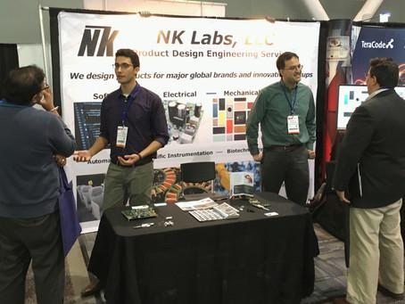 NK Labs at Design & Manufacturing